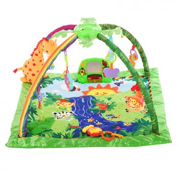 Игрушки, Развивающий коврик Джунгли PITUSO 395920, фото