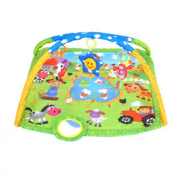 Игрушки, Развивающий коврик Животные на ферме PITUSO 395921, фото