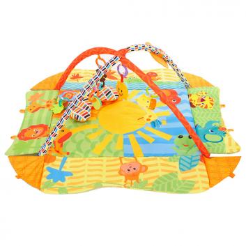 Игрушки, Развивающий коврик Солнечный круг PITUSO 395925, фото