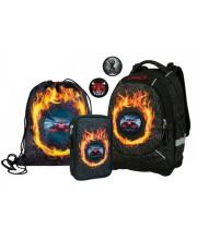 Рюкзак суперлегкий FIRE 3в1 Target