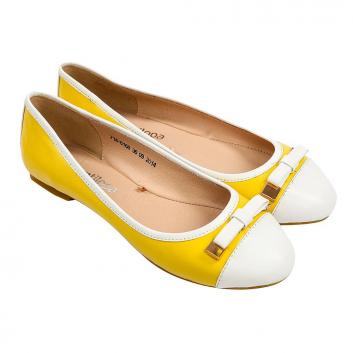 Обувь, Туфли Antilopa (желтый)648499, фото