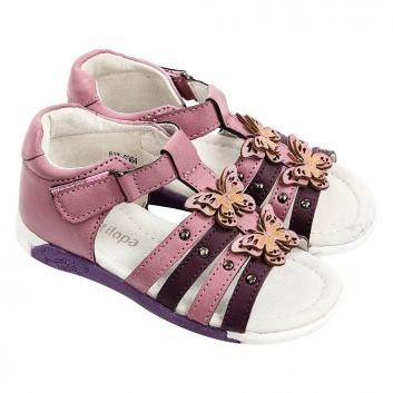 Обувь, Сандалии Antilopa (фиолетовый)648510, фото