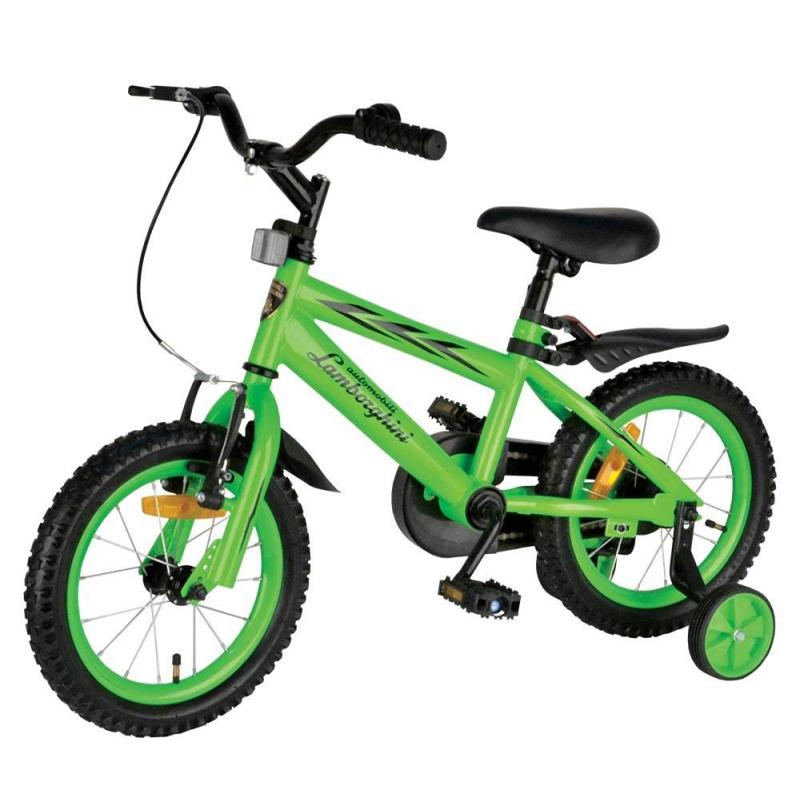 Велосипед двухколесный от Nils