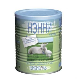Молочная смесь Нэнни Классика с 0 мес. 400 г