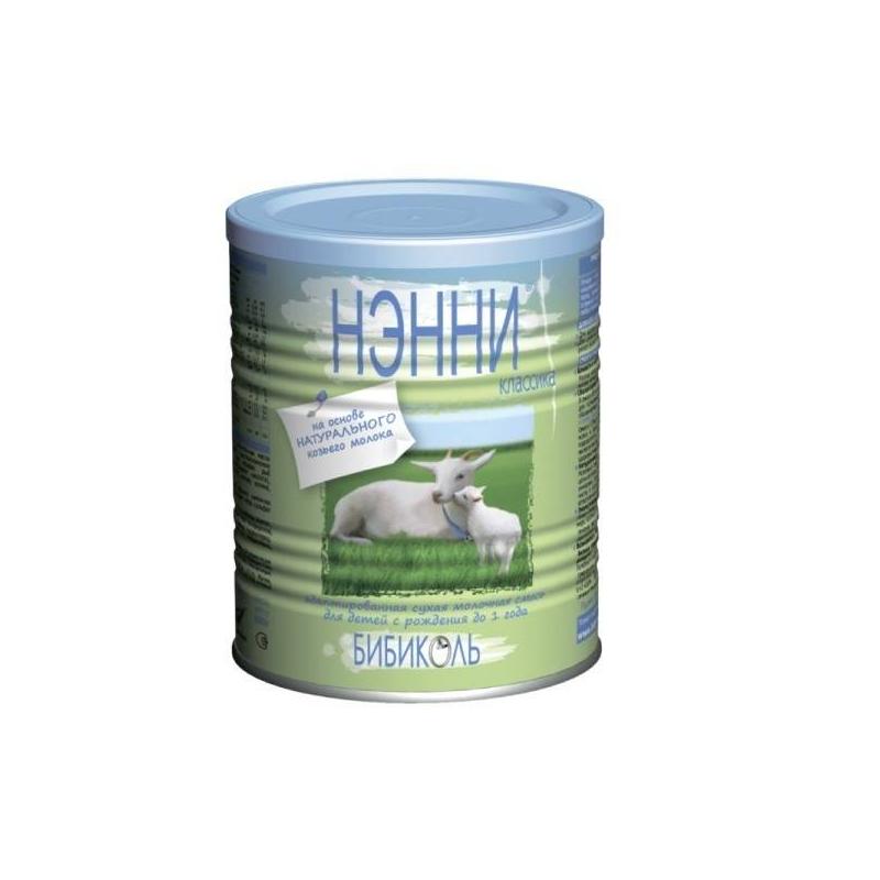Молочная смесь Классика с 0 мес. 400 г (Нэнни)