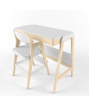 Комплект растущий стол и стул Вуди 38 Попугаев