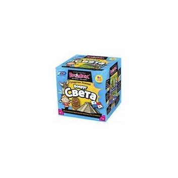 Игрушки по акции, Игра Сундучок знаний Вокруг света BrainBox 658272, фото