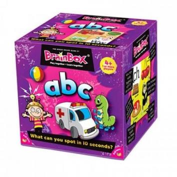 Игрушки, Игра Сундучок знаний АВС BrainBox 658271, фото