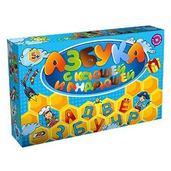 Игрушки, Настольная игра Азбука ИнтерХит 658286, фото