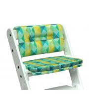 Комплект подушек для стула Комфорт Арлекино Конек Горбунек