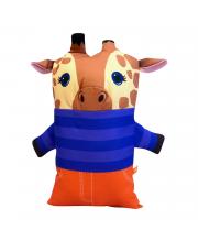 Игрушка-подушка Жираф Wild republic