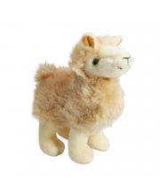 Мягкая игрушка Лама 20 см Wild republic