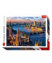 Пазлы Лондон 1000 элементов Trefl
