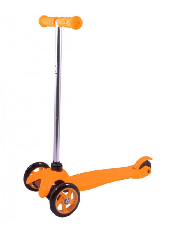 Самокат 3D Magic RIDEX (оранжевый)