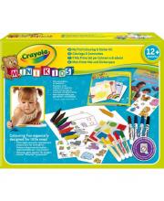 Мой первый набор для рисования с наклейками Crayola