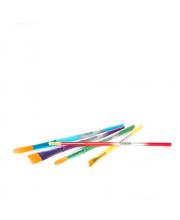 5 кисточек для красок