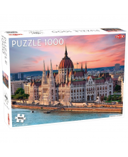 Пазлы Парламент в Будапеште Венгрия 1000 деталей Tactic Games