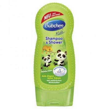 Шампунь для волос и тела Бамбуковая панда 230 мл