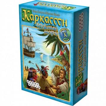Настольная игра Каркассон Южные моря