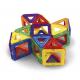 Игрушки, Магнитный конструктор Designer set MAGFORMERS 629258, фото 4