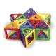 Игрушки, Магнитный конструктор Designer set MAGFORMERS 629258, фото 6