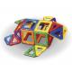 Игрушки, Магнитный конструктор Designer set MAGFORMERS 629258, фото 7