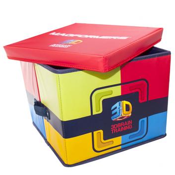 Игрушки, Коробка для хранения конструктора MAGFORMERS 658063, фото