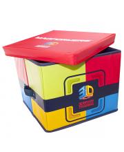 Коробка для хранения конструктора MAGFORMERS