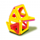 Игрушки, Магнитный конструктор My First Tiny Friends Set MAGFORMERS 629268, фото 6