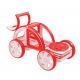 Игрушки, Магнитный конструктор My First Buggy Car Set MAGFORMERS (красный)658092, фото 2