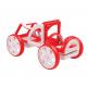 Игрушки, Магнитный конструктор My First Buggy Car Set MAGFORMERS (красный)658092, фото 3