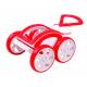 Игрушки, Магнитный конструктор My First Buggy Car Set MAGFORMERS (красный)658092, фото 7