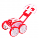 Игрушки, Магнитный конструктор My First Buggy Car Set MAGFORMERS (красный)658092, фото 8
