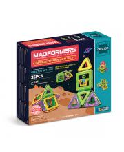 Магнитный конструктор Space Traveler set  MAGFORMERS