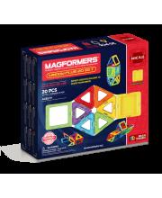 Магнитный конструктор Window Plus Set 20 set MAGFORMERS