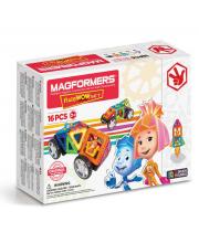 Магнитный конструктор Fixie Wow set (770001) MAGFORMERS