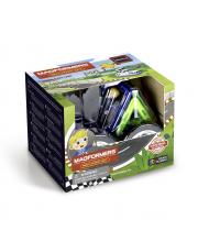 Магнитный конструктор Rally Kart Set Boy MAGFORMERS