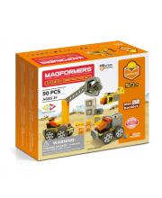Магнитный конструктор Amazing Construction Set MAGFORMERS