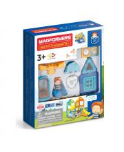 Магнитный конструктор Max's Playground Set MAGFORMERS