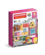 Магнитный конструктор Maggy's House Set MAGFORMERS
