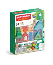 Магнитный конструктор Milo's Mansion Set MAGFORMERS