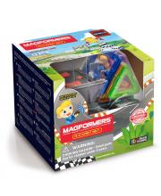 Магнитный конструктор RC Kart Set MAGFORMERS