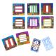 Игрушки, Развивающая настольная игра Много-Много Банда Умников 658318, фото 5