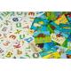 Игрушки, Развивающая настольная игра Зверобуквы Банда Умников 658321, фото 4