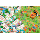 Игрушки, Развивающая настольная игра Цветариум Банда Умников 658323, фото 6