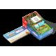 Игрушки, Развивающая настольная игра Зверобуквы English Банда Умников 658325, фото 6