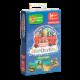 Игрушки, Развивающая настольная игра Зверобуквы English Банда Умников 658325, фото 7