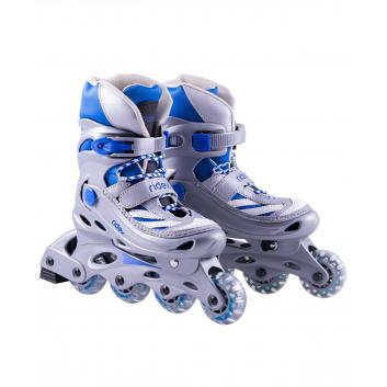Самокаты и ролики, Ролики раздвижные Scout RIDEX (синий)669081, фото