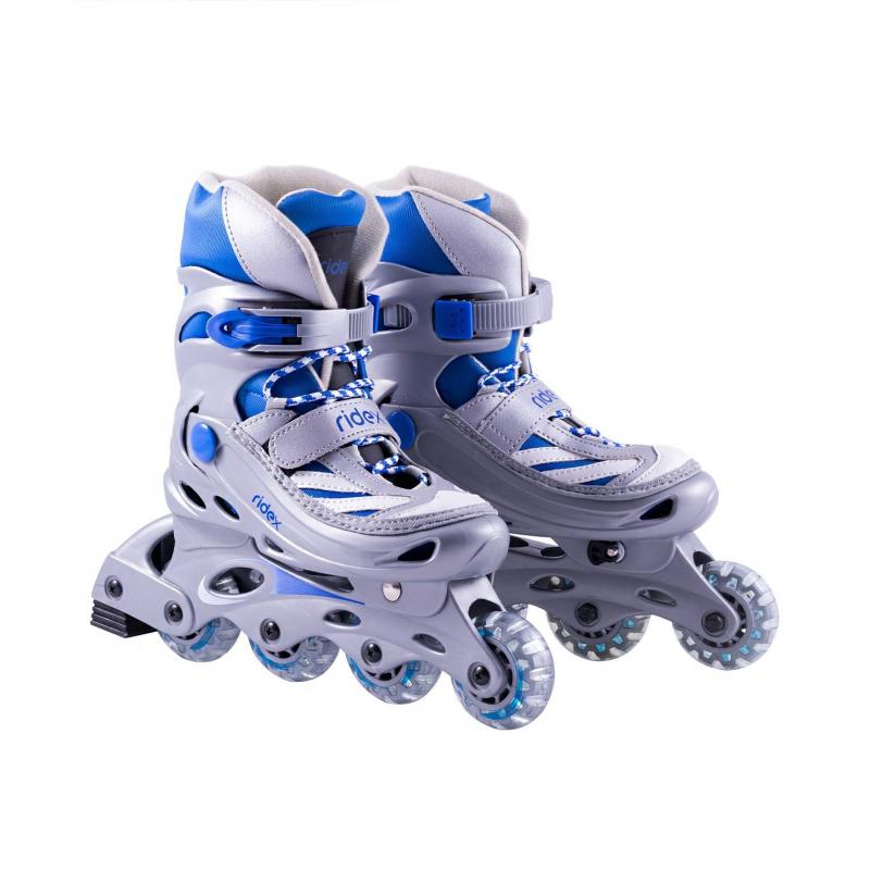 RIDEX Ролики раздвижные Scout ролики hudora раздвижные ролики rollschuh roller skate schwarz