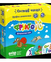 Развивающая настольная игра Фрукто 10 Банда Умников